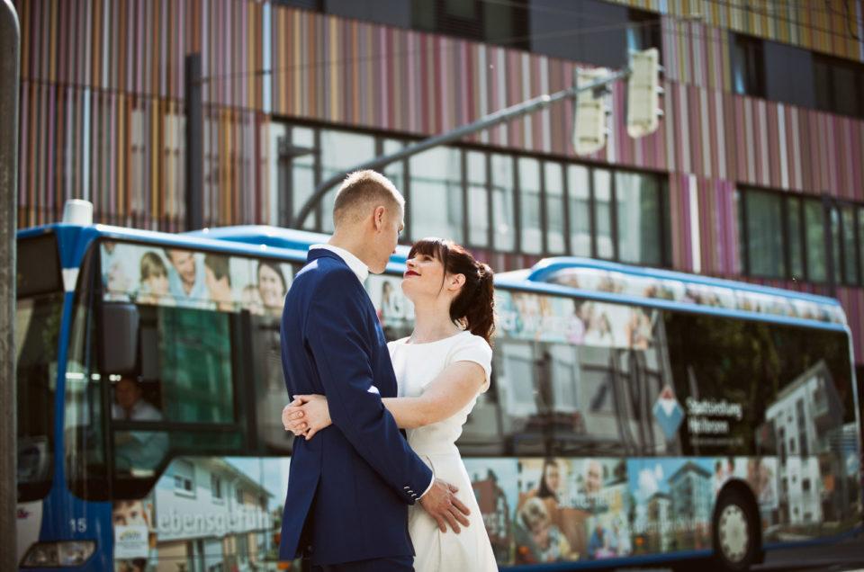 Hochzeitsfotograf Heilbronn – Hochzeit Cristina & Matthias